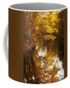 Autumn Reflected Coffee Mug