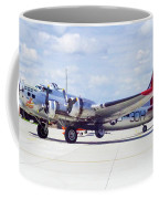 B-17 Bomber 5 Coffee Mug
