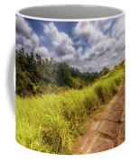 Bali Landscape Coffee Mug