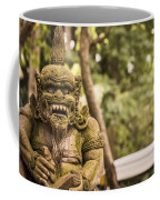 Bali Sculptures Coffee Mug