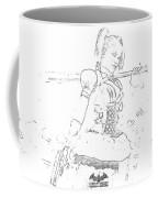 Batman Arkham Knight Coffee Mug