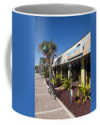 Beachland Boulevard At Vero Beach In Florida Coffee Mug