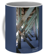 Beneath The Docks Coffee Mug