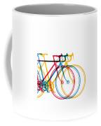 Bike Art Coffee Mug