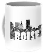 Boise Idaho Skyline Coffee Mug