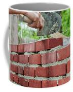 Bricklaying Coffee Mug