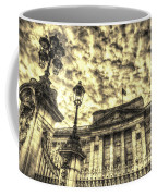 Buckingham Palace Vintage Coffee Mug