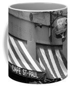 Cafe St. Paul - Montreal Coffee Mug