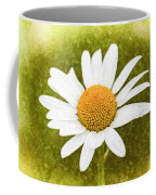 Chamomile Watercolor Coffee Mug