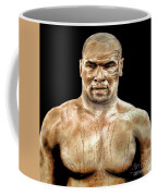 Champion Boxer And Actor Mike Tyson Coffee Mug