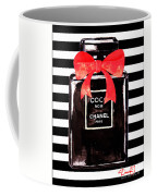Chanel Noir Perfume Coffee Mug