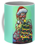 Christmas Elf Coffee Mug