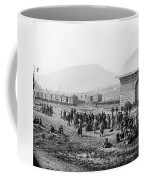 Civil War: Prisoners, 1864 Coffee Mug