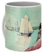 Clear Sailing Coffee Mug