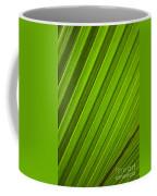 Coconut Palm Leaf Coffee Mug