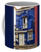 Colonial Buildings In Old Cartagena Colombia Coffee Mug
