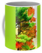3 Colors Of The Nature 1 Coffee Mug