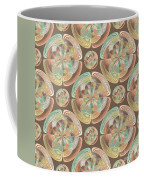 Complex Geometric Pattern Coffee Mug