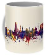 Copenhagen Denmark Skyline Coffee Mug