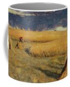 Cornfield At Ewell Coffee Mug