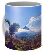 Costa Rica Volcano Coffee Mug
