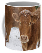Cow Coffee Mug