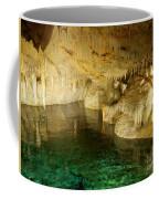 Crystal Cave In Hamilton Parish Bermuda Coffee Mug