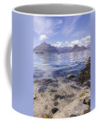 Cuillin Mountains From Elgol Coffee Mug