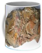 3-d Abstract  Coffee Mug