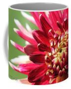 Dahlia Named Akita Coffee Mug