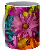 Daisies Petals Coffee Mug