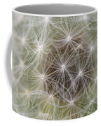 Dandelion Close-up. Coffee Mug