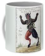 Demonology, 18th Century Coffee Mug