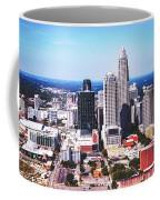 Downtown Charlotte Coffee Mug