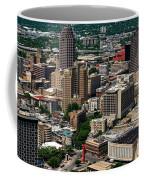 Downtown San Antonio Coffee Mug