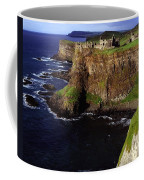 Dunluce Castle, Co. Antrim, Ireland Coffee Mug