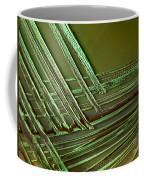 E. Coli In Culture Dish, Macro Image Coffee Mug