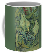 Emperor Moth Coffee Mug