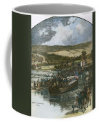 Erie Canal Opening, 1825 Coffee Mug
