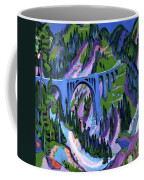 Ernst Ludwig Kirchner Coffee Mug