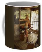Everglades Cowgirl Coffee Mug