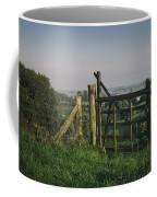 Farm Fields In Belgium Coffee Mug
