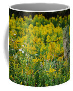 Fence Post Coffee Mug