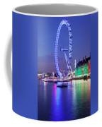 Ferris Wheel At The Waterfront Coffee Mug