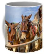 Fira - Santorini Coffee Mug