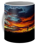 Fire Sky  Coffee Mug