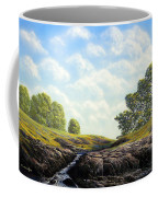Flowering Meadow Coffee Mug