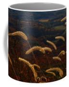 Foxtails Coffee Mug