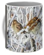 3 Frosty Friends Coffee Mug