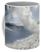 Frozen Niagara Falls Coffee Mug
